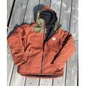 veste d'hiver chaude